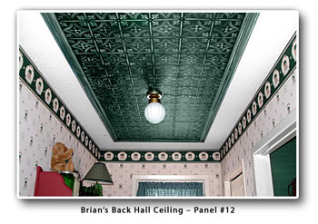 Brian Greer's Tin Ceilings